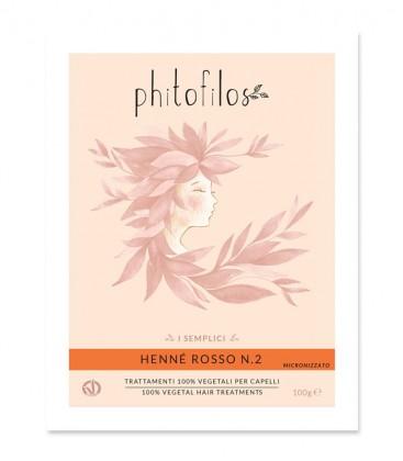 Henné Rosso n. 2 Medio - Phitofilos