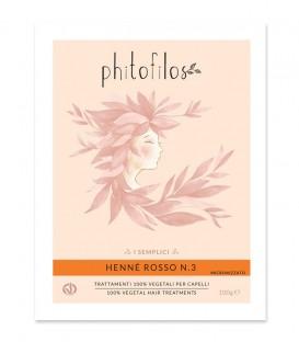 Henné Rosso n. 3 Forte - Phitofilos