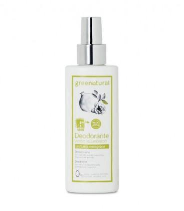 Deodorante Spray Acido Ialuronico Melograno - GreeNatural