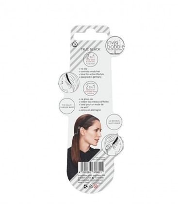 Multiband True Black - Invisibobble