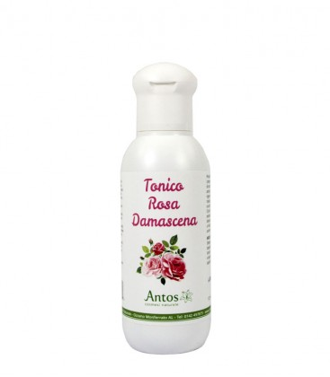 Tonico Viso alla Rosa Damascena - Antos