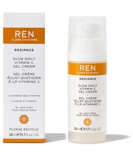 Radiance Glow Daily Vitamin C Gel Cream - REN Clean Skincare