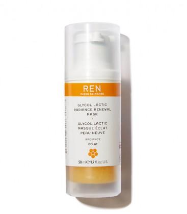 Radiance Glycol Lactic Renewal Mask - REN