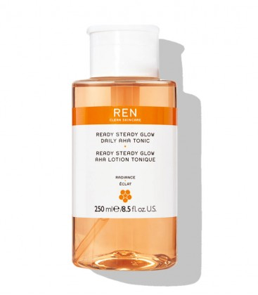 Radiance Ready Steady Glow Daily AHA Tonic - REN