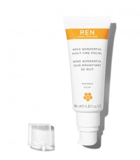 Radiance Wake Wonderful Night-Time Facial - REN