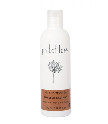 Shampoo Mallo e Indigofera - Phitofilos