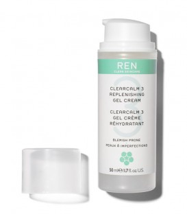 Clearcalm 3 Replenishing Gel Cream REN