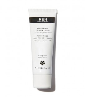 Flash Rinse 1 Minute Facial with Water Activated Vitamin C REN