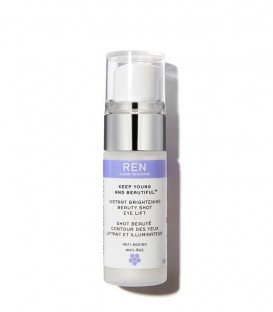 Keep Young And Beautiful Instant Brightening Beauty Shot Eye Lift REN