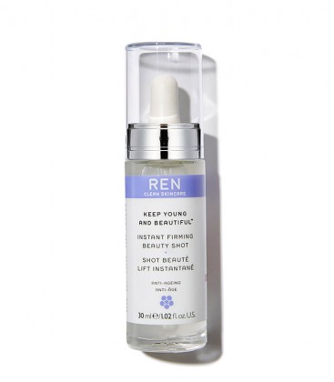 Keep Young And Beautiful Instant Firming Beauty Shot REN