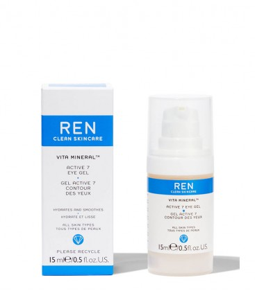 Vita Mineral Active 7 Eye Gel REN