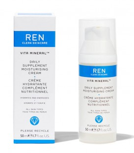 Vita Mineral Daily Supplement Moisturising Cream REN