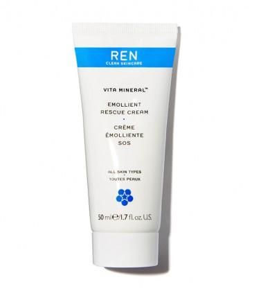 Vita Mineral Emollient Rescue Cream REN