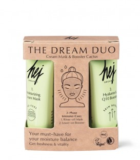 The Dream Duo - Cream Mask & Booster Cactus