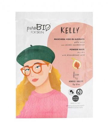 Maschera Viso Bio Peel Off Pelle Secca - Kelly - Fico PuroBio For Skin