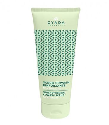 Scrub-Cowash Rinforzante con Spirulina Gyada Cosmetics
