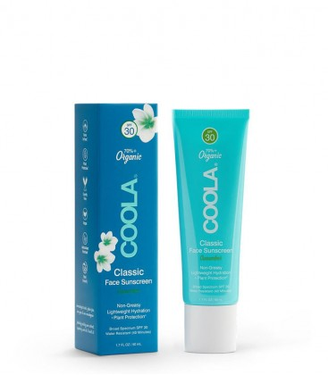 Classic Face Organic Sunscreen SPF 30 - Cucumber - Coola