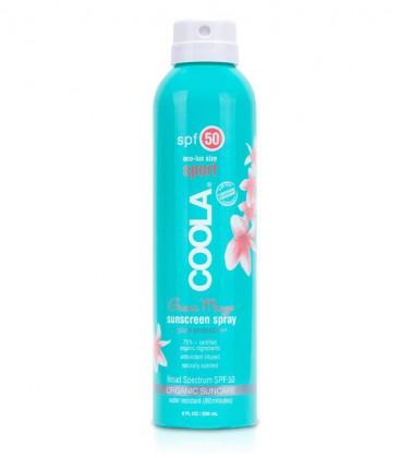 Classic Body Organic Sunscreen Spray SPF 50 Guava Mango - Coola