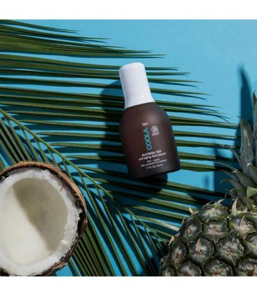Sunless Tan Anti-Aging Face Serum Coola