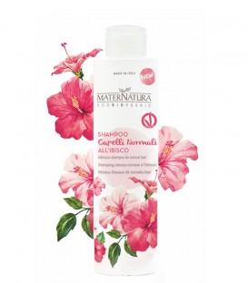 Shampoo Capelli Normali Ibisco Maternatura