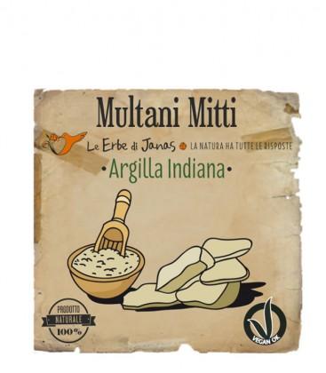 Multani Mitti - Argilla Indiana - Le Erbe di Janas