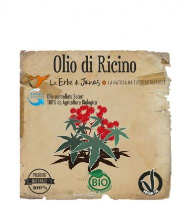 Olio di Ricino - Le Erbe di Janas