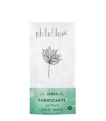 Scrub Purificante 25ml Phitofilos