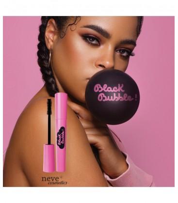 Black Bubble natural mascara Neve cosmetics