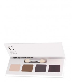 Palette Regard Sublime N. 48 - Regard Ephemere - Couleur Caramel