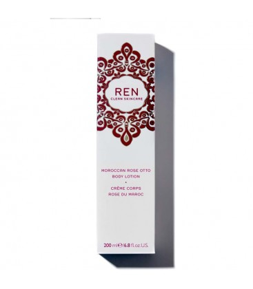 Moroccan Rose Otto Body Lotion REN