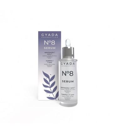 Siero Viso N. 8 Opacizzante / Zona T Gyada Cosmetics