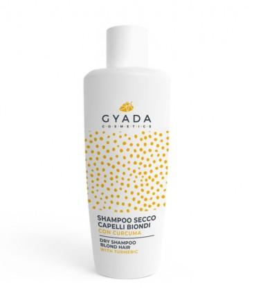 Shampoo Secco Capelli Biondi Gyada Cosmetics