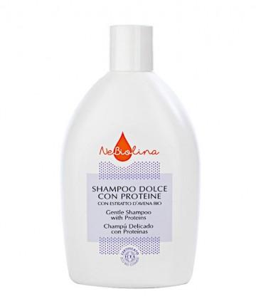 Shampoo Dolce con Proteine - Nebiolina