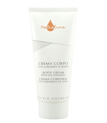 Crema Corpo con Ceramidi di Avena - Nebiolina
