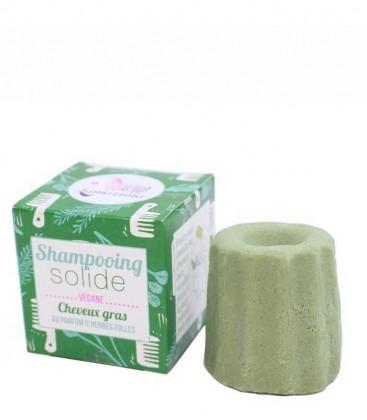 Shampoo Solido Erbe Folli - Capelli Grassi Lamazuna