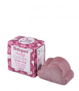 Detergente Viso Solido per Pelli Secche e Sensibili