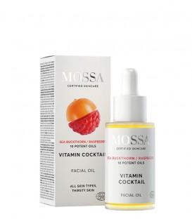 Olio Viso Multivitaminico - Mossa Cosmetics