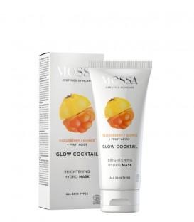 Maschera Idratante Illuminante - Mossa Cosmetics