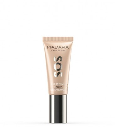 Madara Cosmetics SOS Eye Revive Cream & Mask