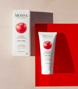 Mossa Cosmetics Juicy Peel 5 Minute Peeling Mask