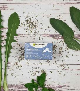 La Saponaria Shampoo Solido Purificante e Anti-Forfora