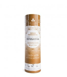 Ben & Anna Deodorante in Stick Indian Mandarin