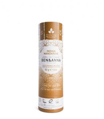 Ben & Anna Deodorante in Stick Indian Mandarin