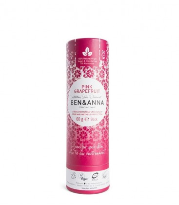 Ben & Anna Deodorante in Stick Pink Grapefruit