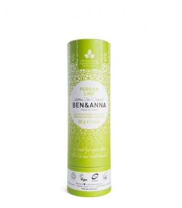 Ben & Anna Deodorante in Stick Persian Lime