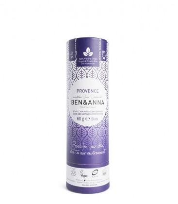 Ben & Anna Deodorante in Stick Provence