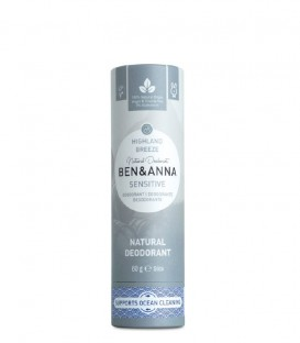 Ben & Anna Deodorante in Stick Sensitive Highland Breeze