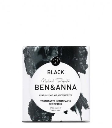 Ben & Anna Black Toothpaste