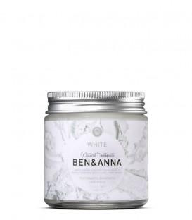 Ben & Anna White Toothpaste