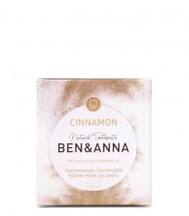 Ben & Anna Cinnamon Tooth Powder